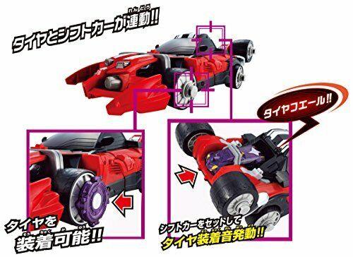 Kamen Rider Drive Three Stage Deformation DX Triedron