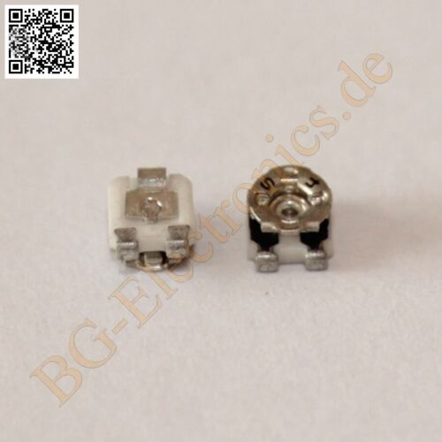 10 x Poti SMD 47KΩ Poti kOhm Widerstand resistor RH03A3CS4X02A Alps  10pcs