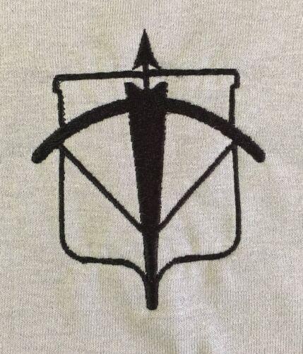 DO SAD SOG Black Arts Polo Gravel Gray w EMBROIDERED Logo CIA NCS