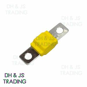 60 amp MIDI FUSE High Current 60a Yellow We stock all sizes and Fuse Holder