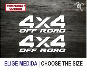 4X4-OFF-ROAD-TT140-OFFROAD-Vinilo-Pegatina-Vinyl-Sticker-Decal-Aufkleber-Camper