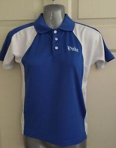 e46ec6f9 Duke University Golf Kids Polo Shirt - Embroidered Size Small (Age 5 ...