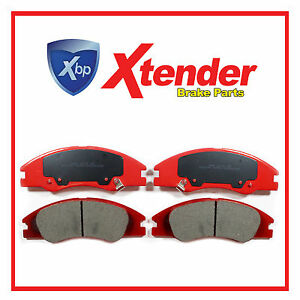 Details about MD1074 Brake Pad Semi-Metallic New Front fit Spectra 04-09 ,  Spectra5 06-09