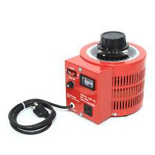 Adjustable Variac Transformer Variable Ac Voltage Regulator 0130v 1000va 1kva