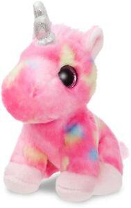 Aurora Sparkle Contes Rainbow Unicorn -18 Cm Jouets En Peluche Animaux En Peluche Bn-afficher Le Titre D'origine