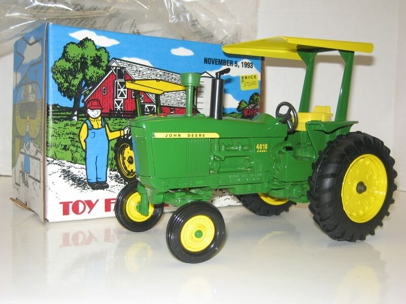 in linea 1 16 JOHN DEERE 4010 ROPS ROPS ROPS giocattolo FARMER NIB gratuito shipping  fantastica qualità