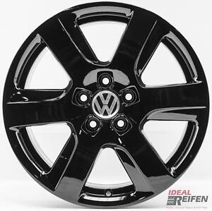 4-VW-GOLF-5-1kV-amp-6-5k-VI-17-Pulgadas-Llantas-De-Aluminio-ORIGINAL-AUDI-4ga