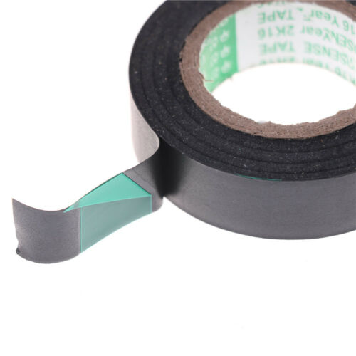 Black PVC Electrical Wire Heat Resistant Vinyl Insulating Tape Roll 16mm*20m PLV