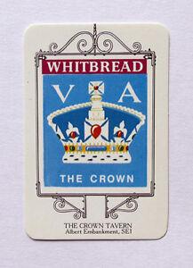 Se1. Albert Embankment, London - The Rose (the Crown Tavern) - 1973 Pub Card Mziik8yb-08005924-775517258