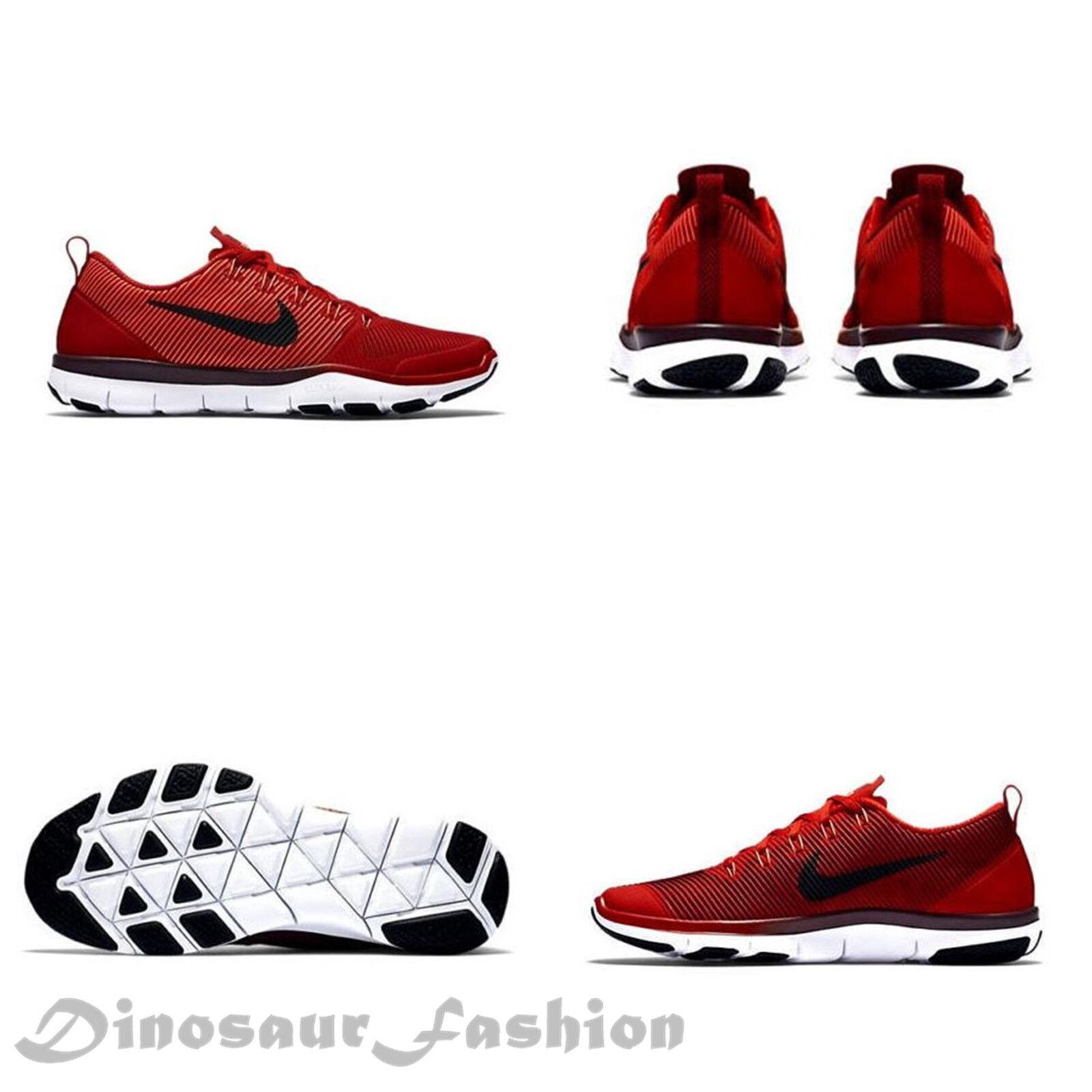 Nike Free tren versatilidad < zapatos 833258-606 > para hombres zapatos < zapatillas de capacitación/. nuevo fdbd90