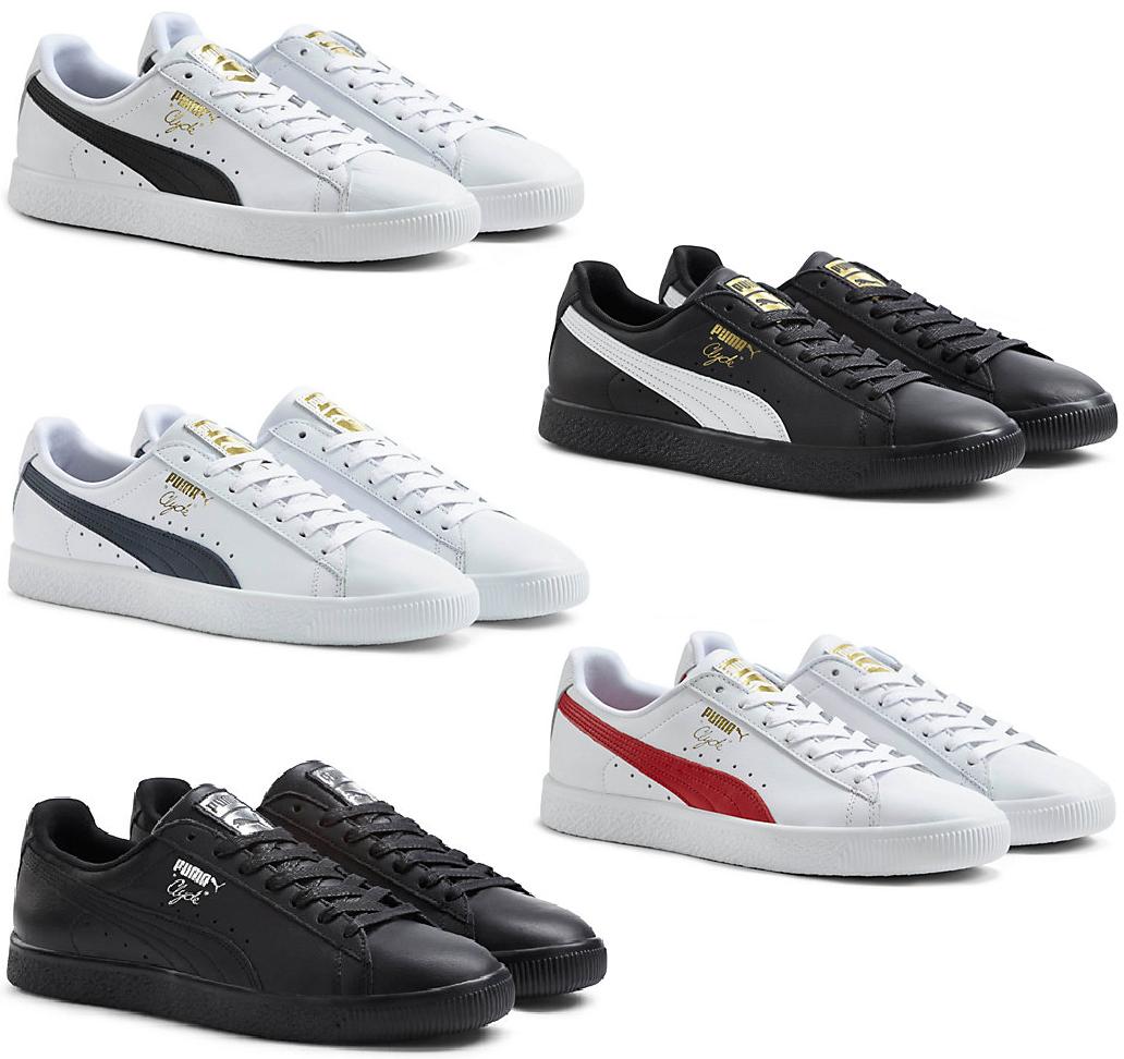 Puma Clyde Core para Foil Zapatillas para Core hombres zapatos de estilo de vida 49e509