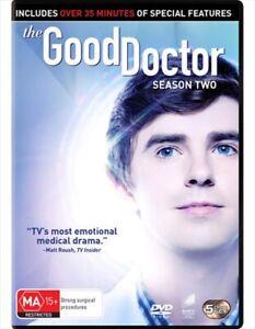 The-Good-Doctor-Season-2-DVD-5-Disc-Set-NEW