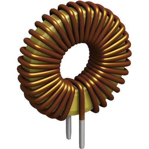 Tru components tc tlc/1a471m00203 bobina toroidale radiale passo 12.5 mm 470 h