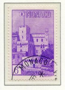 Collection Ici Timbre De Monaco Oblitere N° 279 Vue De La Principaute