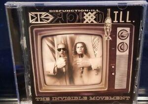 Disfunction-ill - The Invisible Movement CD kottonmouth kings pakelika kmk rare