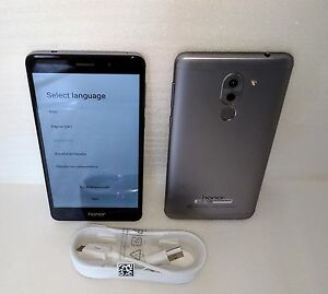 huawei honor 6x   32gb   gray factory unlocked