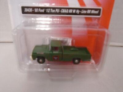 Classic Metal Works #30436 1960 Ford F-100 Pickup Truck CB/&Q RR
