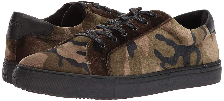 Kenneth Cole Reaction Men's Road Sneaker B Velvet shoes 12 NEW IN BOX