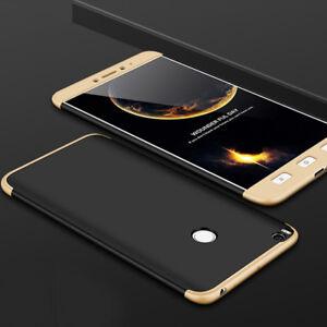 Pour-Xiaomi-Mi-Max-2-Amovible-Antichoc-Dur-PC-Ultra-Mince-Givre-Housse
