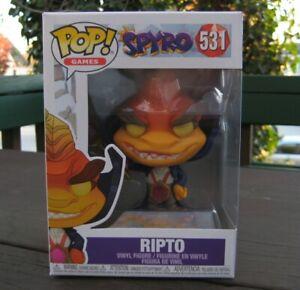 Funko Pop Games 531 Spyro Ripto
