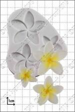 Silicone mould Frangipani | Food Use FPC Sugarcraft FREE UK shipping!
