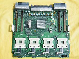 QUAD-XEON-mPGA-604-PROCESSOR-Hewlett-Packard-SERVER-MOTHERBOARD-HP-CPU-module