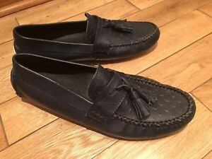 bf0acd898155 Image is loading Jimmy-Choo-Mens-Leather-Loafers-slip-ons-shoes-