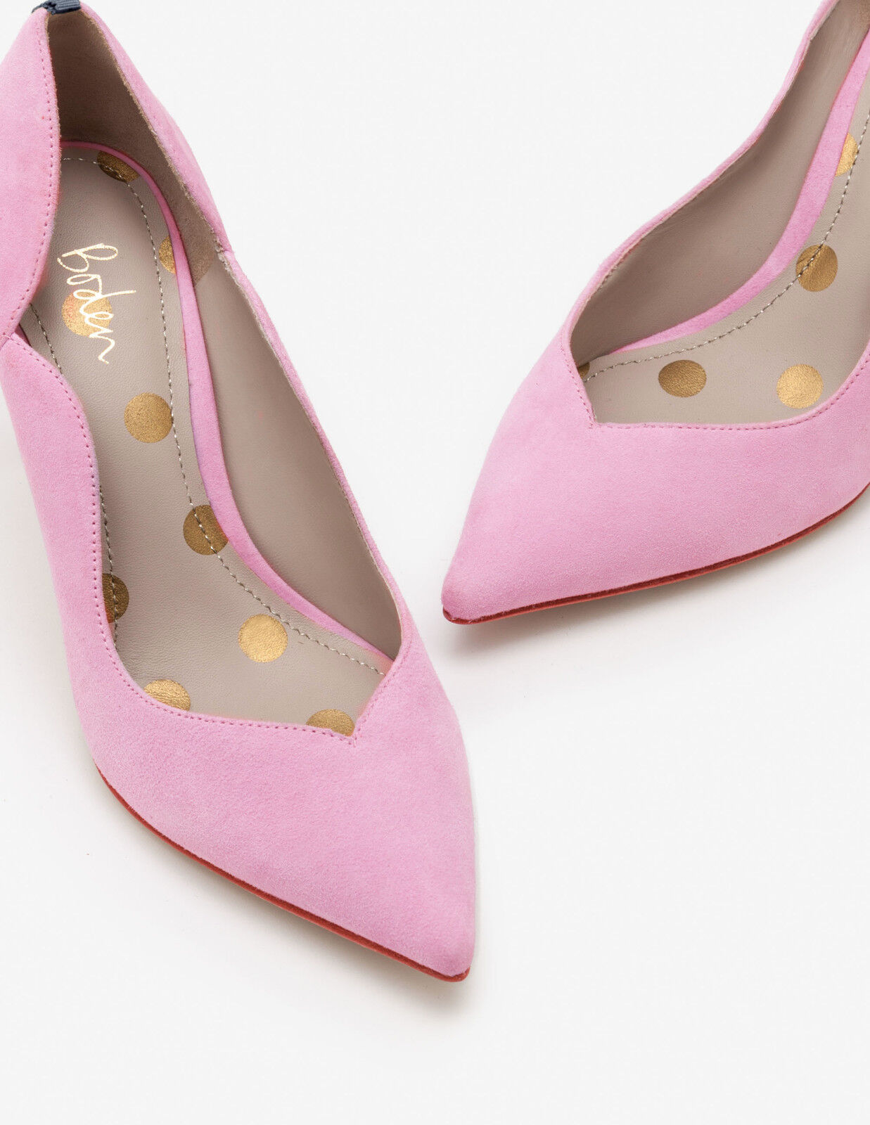 New Boden Besteselling pinkbay Pink Madison Courts Heels pumps shoes 39EU 8US 6UK