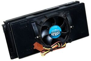Intel-Pentium-II-SL2HE-Slot-1-266MHz-Refroidisseur