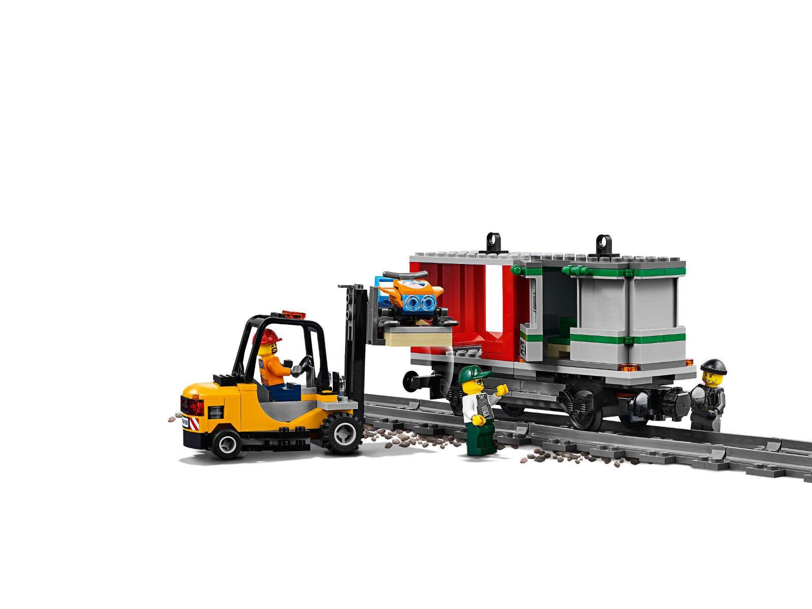LEGO® City City City Güterzug 60198 NEU OVP BLITZVERSAND DIREKTER VERSAND 464c7f