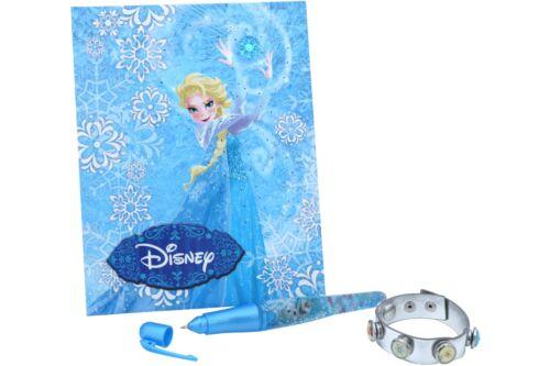 Geschenkset Tagebuch Armband Stift Die Eiskönigin Disney Geschenk Set Elsa Anna