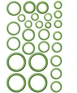 Automotive AC A//C System O-Ring Kit Gasket Seals Santech MT2524