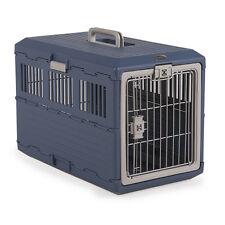 Hundetransportbox Tiertransportbox Hundebox Flugbox Katzenbox -klappbar faltbar