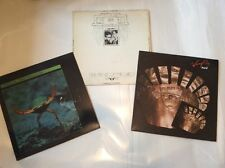 VANGELIS - Soil Festivities, Mask & The Friends Of Mr Cairo Original Vinyl LPs