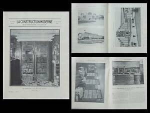 CONSTRUCTION-MODERNE-n-51-1930-LIEGE-PARIS-35-RUE-DE-SAINT-QUENTIN-BAR-FABRE
