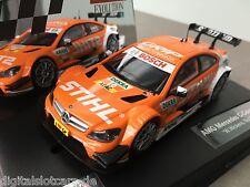 """Carrera Evolution 27476 AMG Mercedes C-Coupé DTM W.Wickens """"No.10"""" 2013 NEU OVP"""