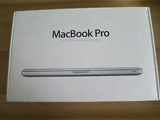 "15"" MacBook Pro 2.8Ghz Intel Core 2 Duo. 8GB RAM. NVIDIA GeForce 512MB. *NO HDD*"