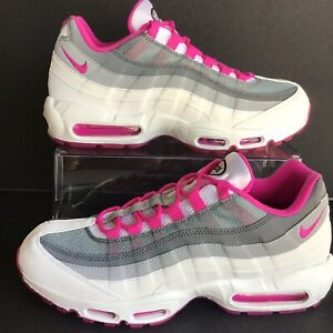 san francisco 3576f 09933 Image is loading NIKE-AIR-MAX-95-ID-BUBBLE-GUM-WHITE-
