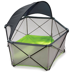 Image Is Loading Pop N 039 Play Portable Outdoor Playard Canopy