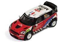 Mini John Cooper Works WRC - Campana/De Castelli - 7th Monte Carlo 2012 #52 -Ixo