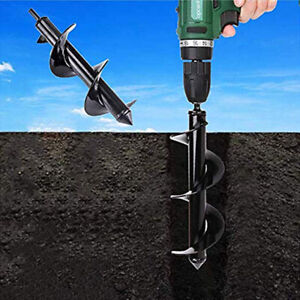 Garden-Yard-Plant-Flower-Auger-Drill-Bit-Rust-Proof-Rapid-Planter-For-3-8-Hex