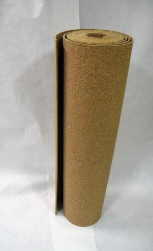 Kork 3 m² Schallisolierung 5 mm Rollenkork Pinnwand Dämmunterlage Akustik