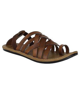 Guardian Men Stylish Brown Color  Sandals for men