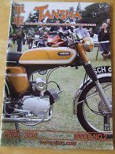 VJMC TANSHA MAGAZINE APR 2010 ISSUE 2 CRMC AUSTRALIAN RALLY CARB REPAIR TZR125