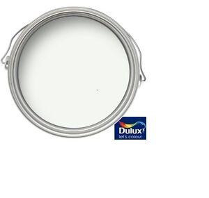 dulux absolute white light space matt emulsion paint. Black Bedroom Furniture Sets. Home Design Ideas