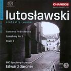 Witold Lutoslawski: Orchestral Works, Vol. 1 Super Audio Hybrid CD (CD, Sep-2010, Chandos)