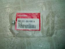 NOS Honda LAWMOWER ROTOTILLER GENERATOR FC600 F401 E900 6x8 BOLT #92101-060080A