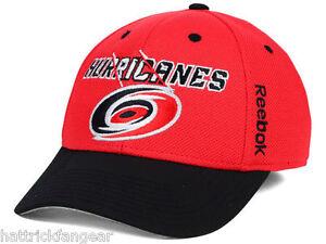 Image is loading Carolina-Hurricanes-Reebok-M434Z-NHL-Hockey-Second-Season- 8862610942f5