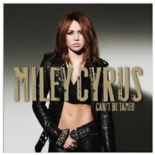 """MILEY CYRUS """"CAN´T BE TAMED"""" CD NEU"""