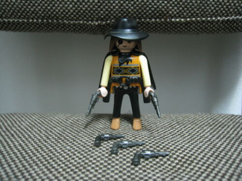 Special 4576 Western Oeste COMPLETO Bandido Ladron Pistolas - Playmobil